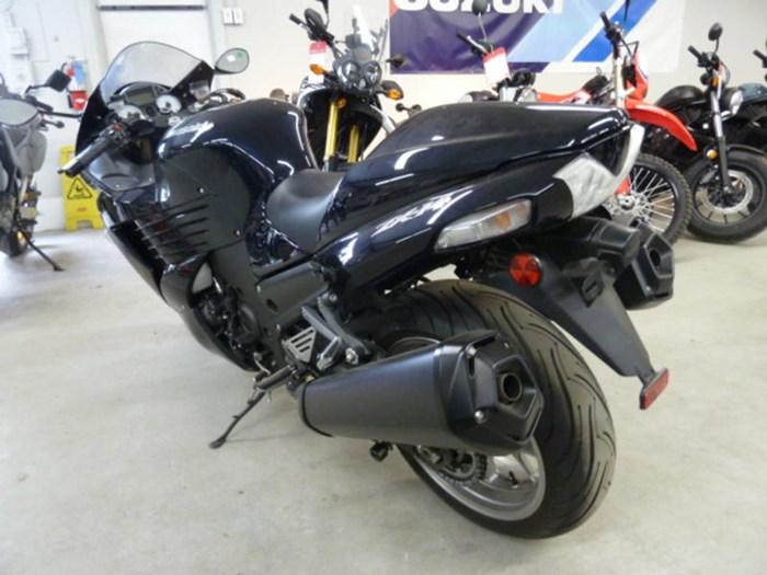 2008 Kawasaki ZX1400 Photo 4 of 7