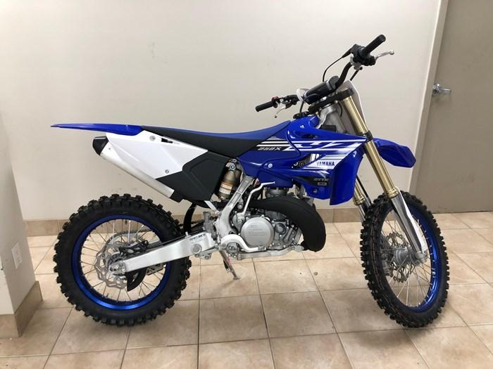 2019 Yamaha YZ250X Photo 1 of 2