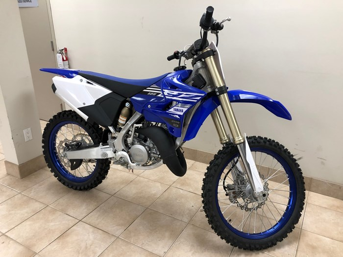 2019 Yamaha YZ125 Photo 1 of 2