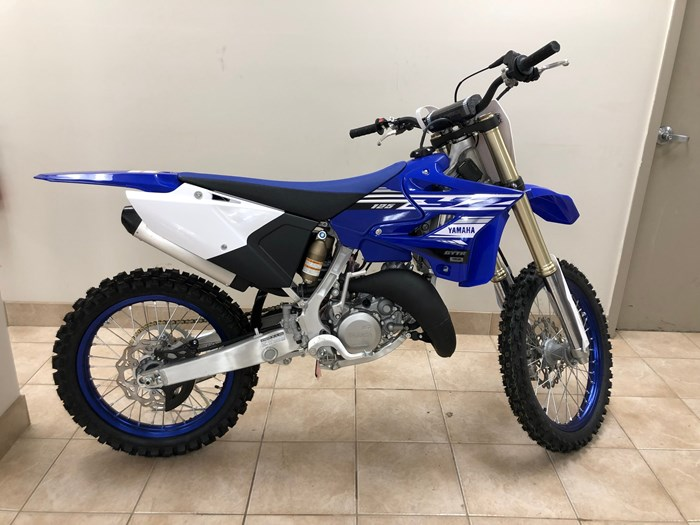 2019 Yamaha YZ125 Photo 2 of 2