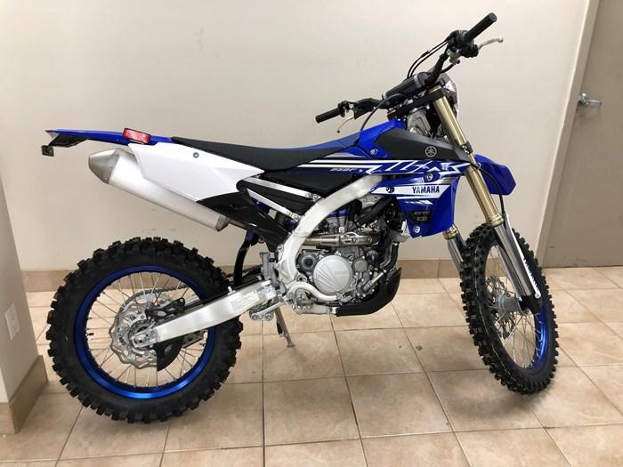 2019 Yamaha WR250F Photo 1 of 2