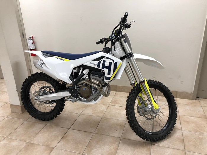 2018 Husqvarna FC 250 Photo 2 of 2