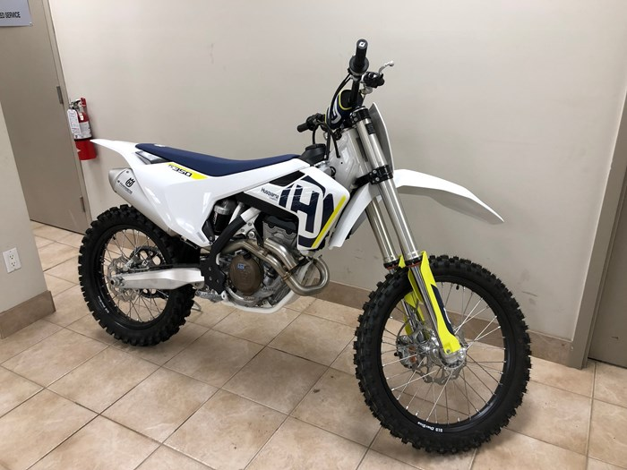 2018 Husqvarna FC 350 Photo 2 of 2