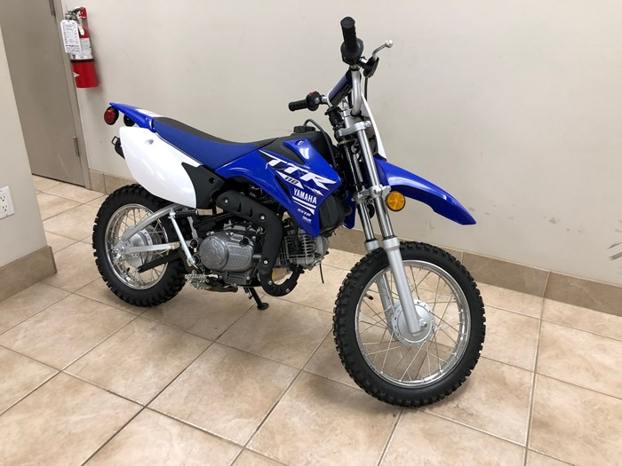 2019 Yamaha TT-R110E Photo 1 of 2