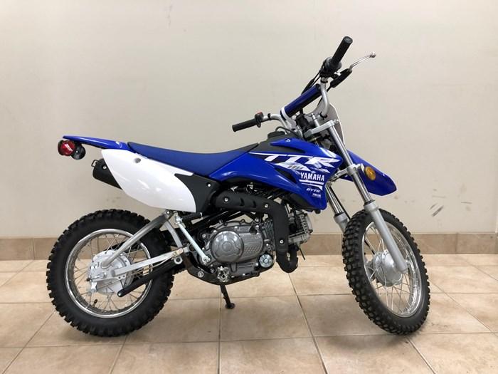 2019 Yamaha TT-R110E Photo 2 of 2