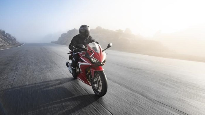 2019 Honda CBR500R ABS Photo 7 of 11