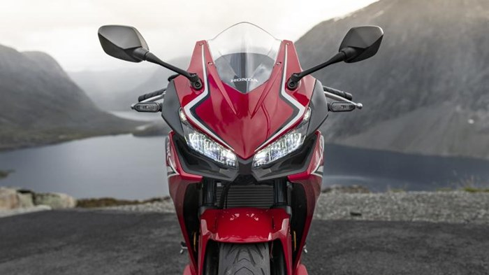 2019 Honda CBR500R ABS Photo 11 of 11