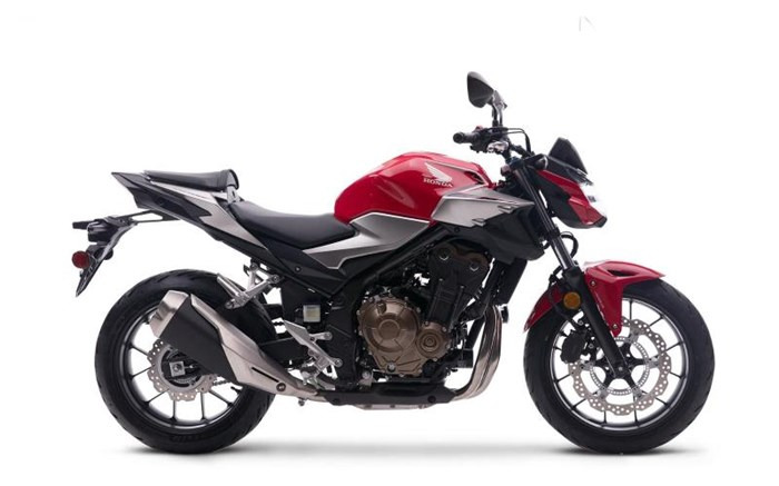2019 Honda CB500F STANDARD Photo 1 of 11