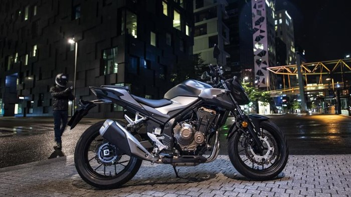 2019 Honda CB500F STANDARD Photo 8 of 11