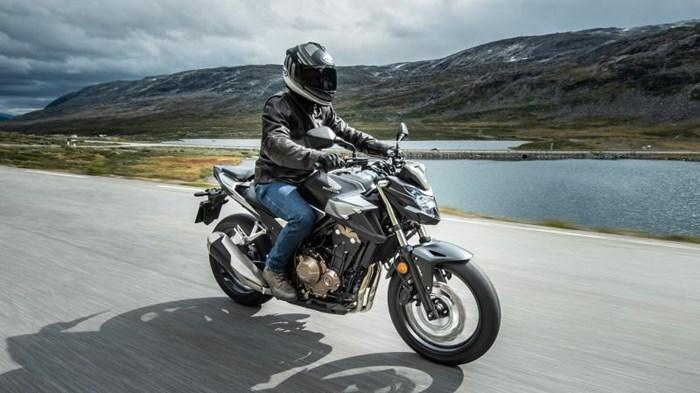 2019 Honda CB500F STANDARD Photo 10 of 11