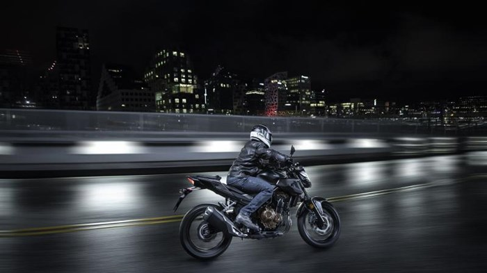 2019 Honda CB500F STANDARD Photo 6 of 11