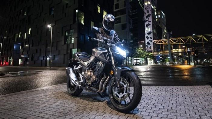 2019 Honda CB500F STANDARD Photo 7 of 11