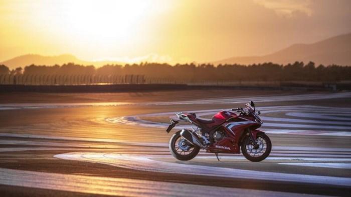 2019 Honda CBR500R ABS Photo 8 of 11