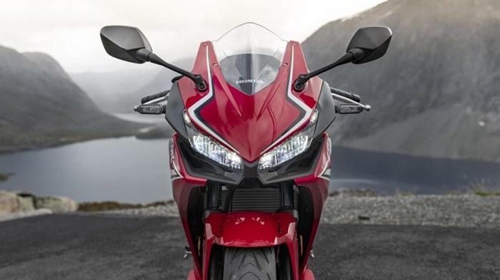 2019 Honda CBR500R ABS Photo 11 of 11