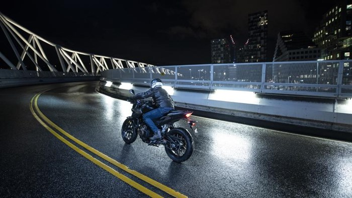 2019 Honda CB500F STANDARD Photo 4 of 11
