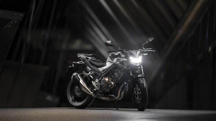 2019 Honda CB500F STANDARD Photo 5 of 11