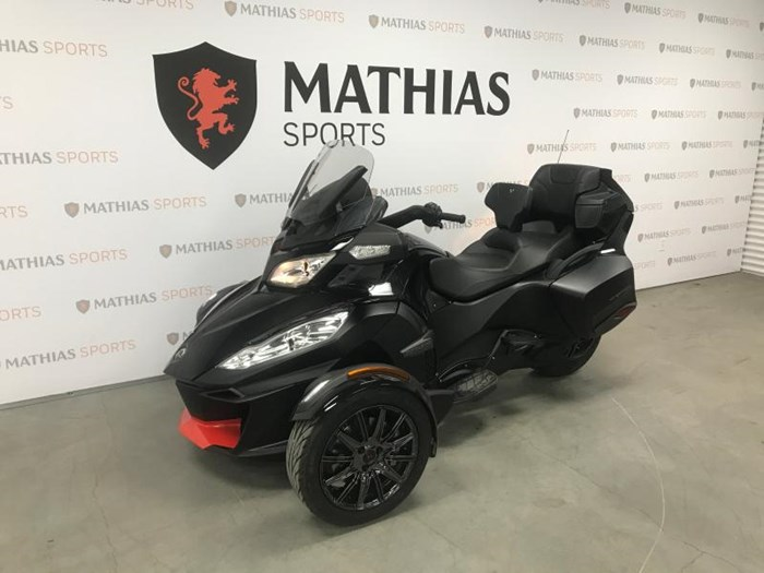 2016 Can-Am SPYDER RTS Photo 5 of 11