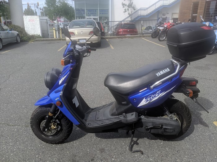 2005 Yamaha BWS 50 Photo 1 of 2