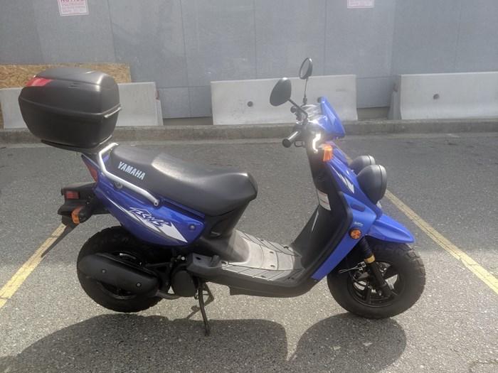2005 Yamaha BWS 50 Photo 2 of 2