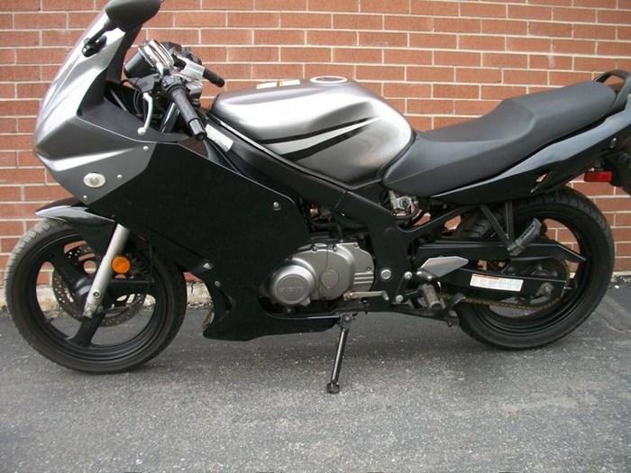 2007 SUZUKI GS500F Photo 10 sur 17