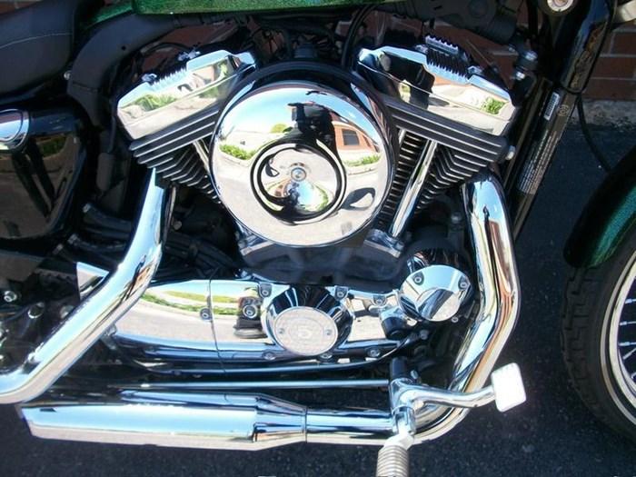 2013 Harley-Davidson XL1200V - Sportster® Seventy-Two™ Photo 2 of 18