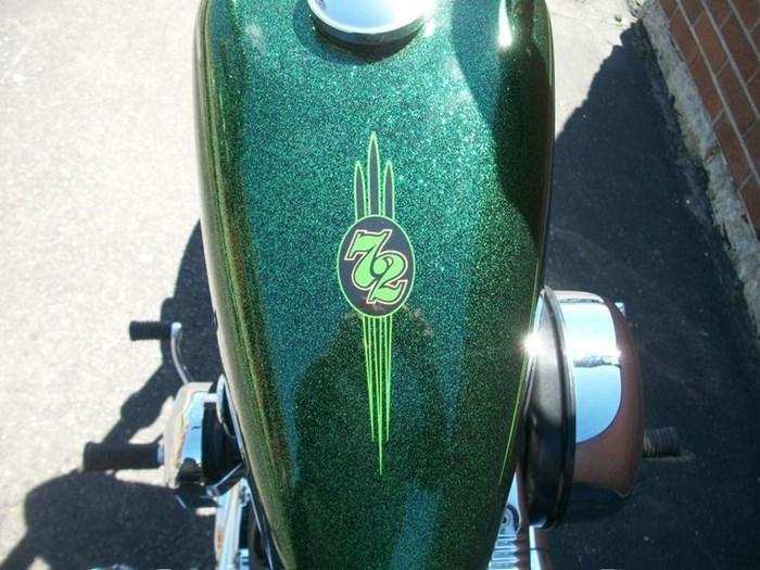 2013 Harley-Davidson XL1200V - Sportster® Seventy-Two™ Photo 3 of 18
