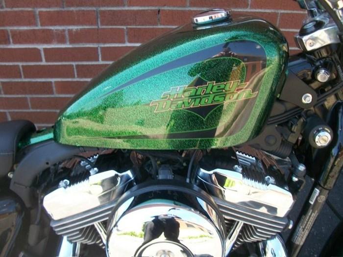 2013 Harley-Davidson XL1200V - Sportster® Seventy-Two™ Photo 4 of 18