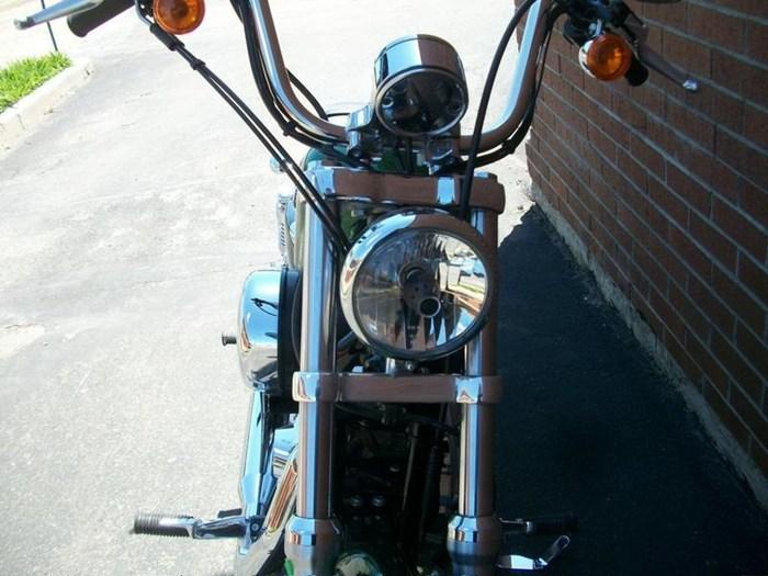 2013 Harley-Davidson XL1200V - Sportster® Seventy-Two™ Photo 8 of 18