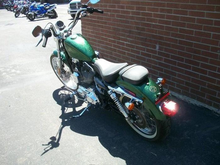 2013 Harley-Davidson XL1200V - Sportster® Seventy-Two™ Photo 12 of 18