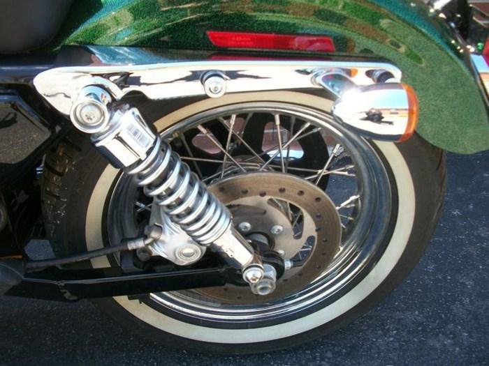2013 Harley-Davidson XL1200V - Sportster® Seventy-Two™ Photo 14 of 18