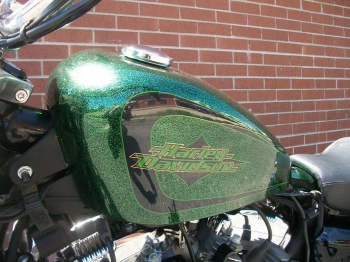 2013 Harley-Davidson XL1200V - Sportster® Seventy-Two™ Photo 15 of 18