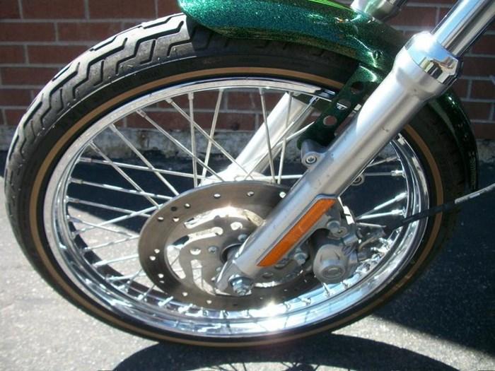 2013 Harley-Davidson XL1200V - Sportster® Seventy-Two™ Photo 17 of 18