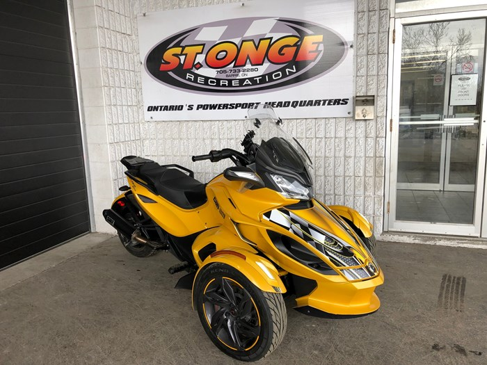 2013 Can-Am Spyder ST-S SM5 Photo 1 of 9