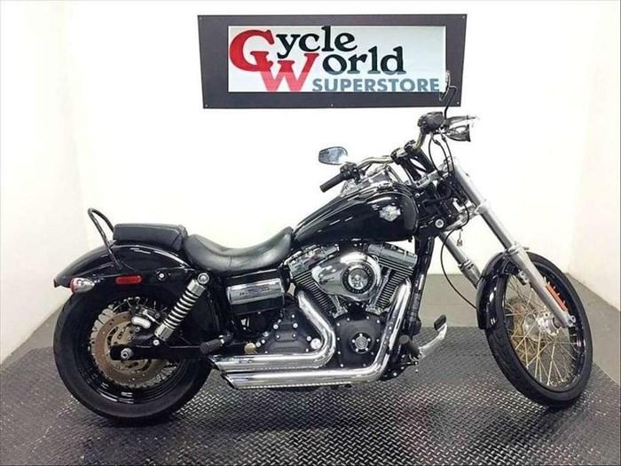 2010 Harley-Davidson FXDWG - Wide Glide® Photo 1 sur 10