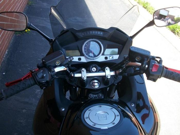 2011 Honda CBF1000A Photo 10 of 14