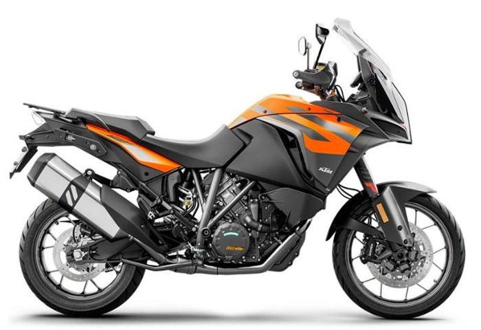2019 KTM 1290 SUPER ADVENTURE S Photo 1 sur 2