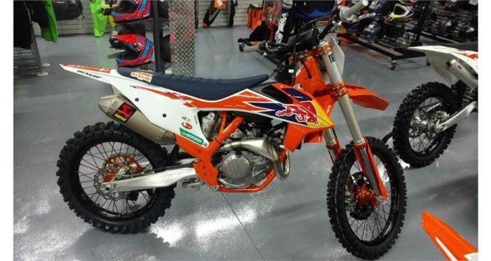 2019 KTM KTM 450 SX-F FACTORY EDITION Photo 1 of 1