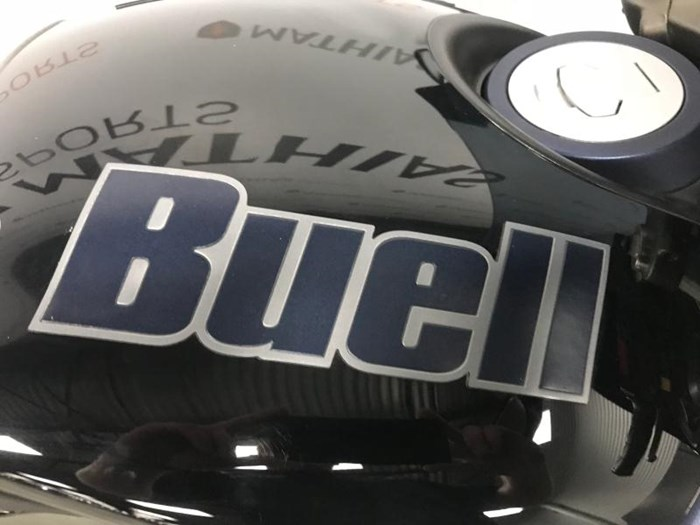 2008 BUELL 1125 R Photo 7 of 9