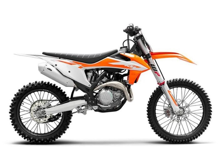 2020 KTM 450 SX-F Photo 2 of 2