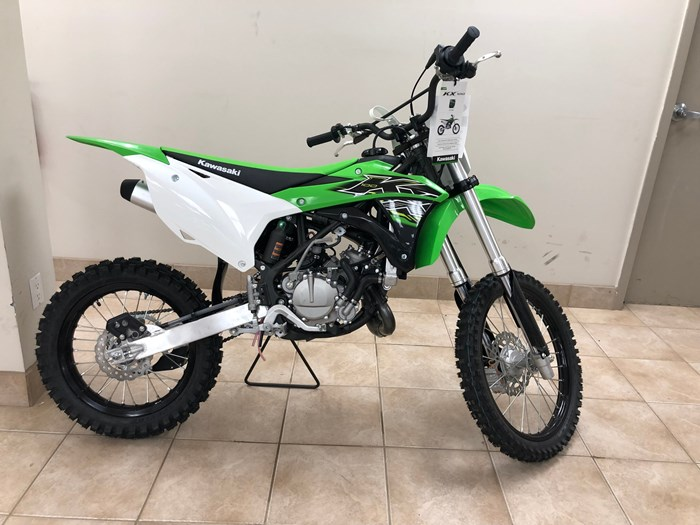 2019 Kawasaki KX100 Photo 1 of 3