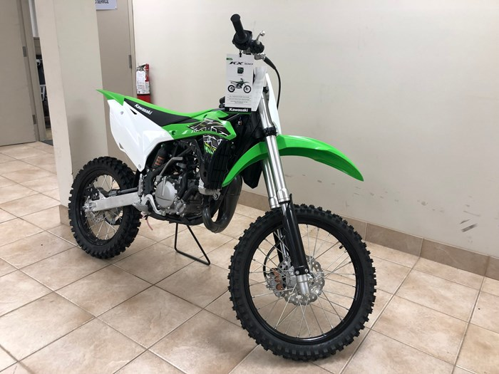 2019 Kawasaki KX100 Photo 2 of 3