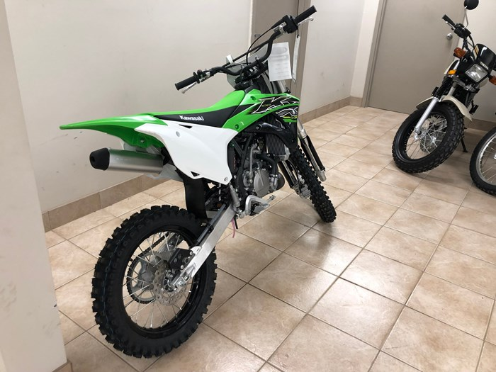 2019 Kawasaki KX100 Photo 3 of 3