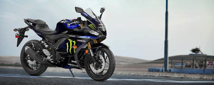 2020 Yamaha Monster Energy Yamaha MotoGP Edition YZF Photo 3 of 3