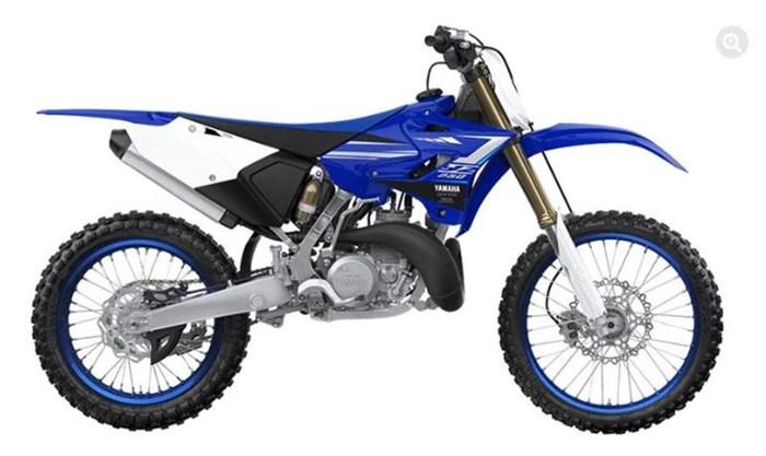 2020 Yamaha YZ250 Photo 1 of 2