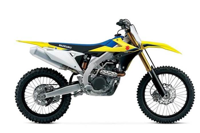 2020 Suzuki RM-Z450 Photo 1 of 1