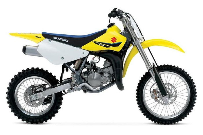 2020 Suzuki RM85 Photo 1 of 1