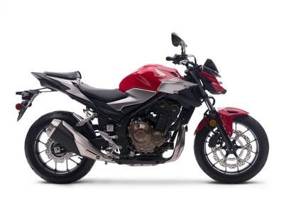 2020 Honda CB500F Photo 1 of 1