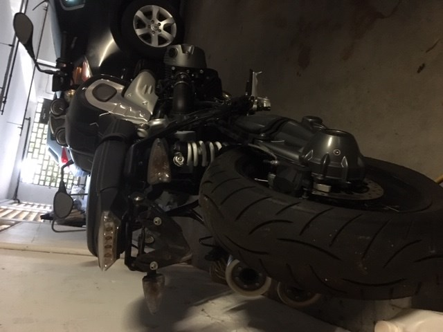 2015 BMW R9T Cafe Racer Photo 8 of 11