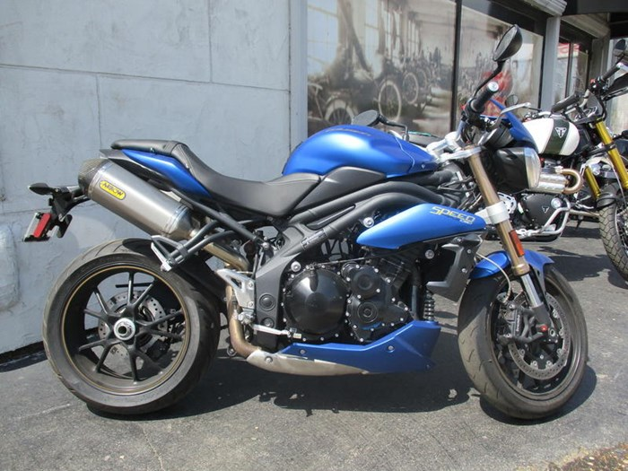 2014 Triumph Speed Triple ABS Photo 1 of 9