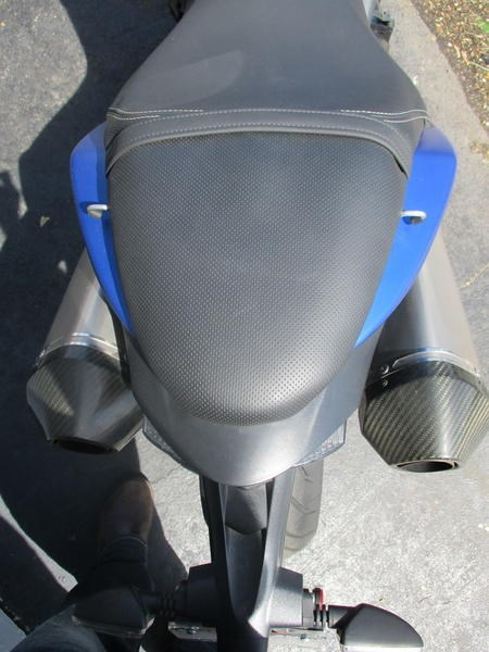 2014 Triumph Speed Triple ABS Photo 3 of 9